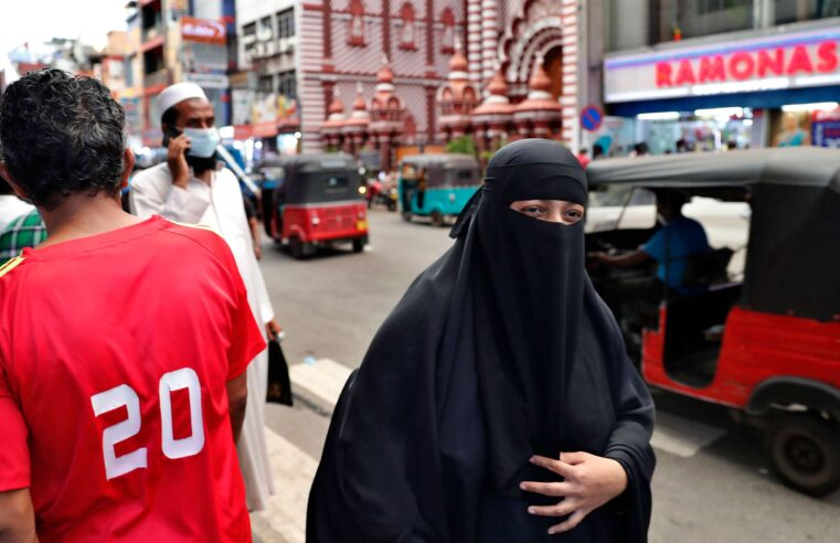 Sri Lankan cabinet just approved ban on burqa in public – but why?