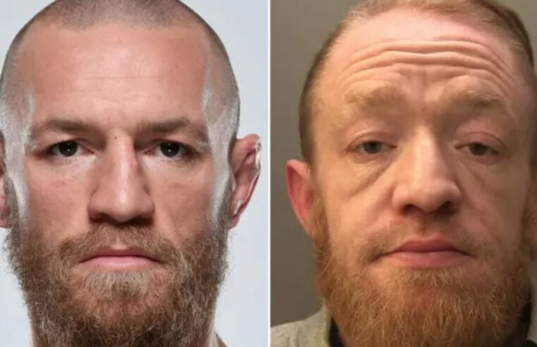 Conor McGregor's lookalike jailed for pretending to be UFC star while selling drugs