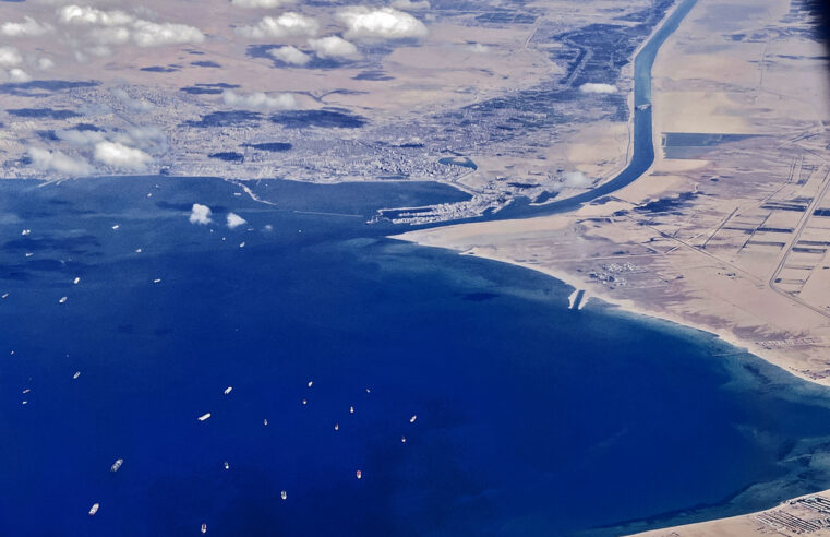Suez Canal turns 162: Know the History of one of the world's most important waterways