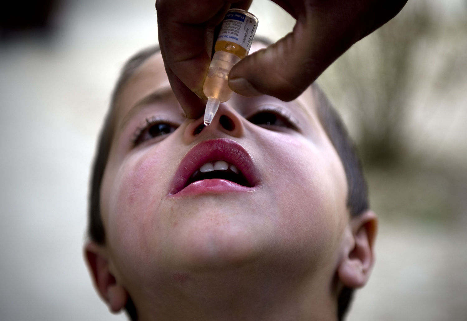 Lahore Declared Polio-Free after five Samples Test Negative