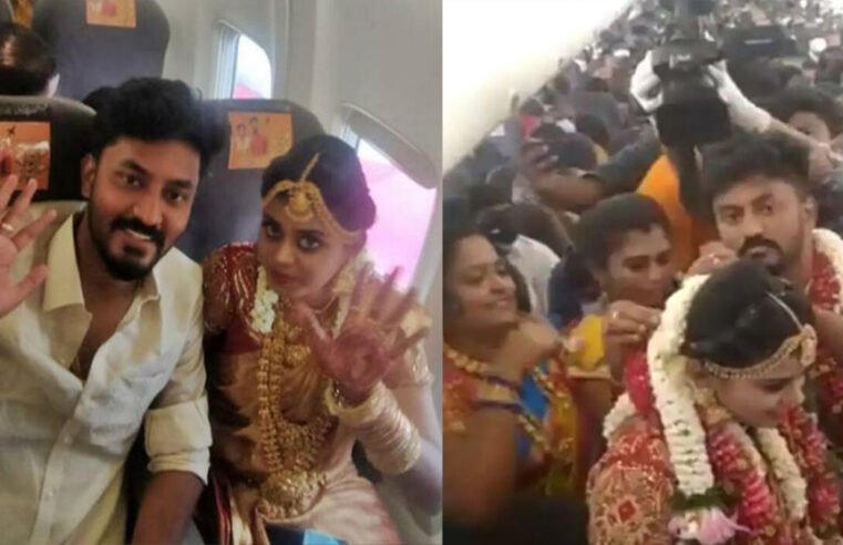 Big fat wedding on chartered plane to dodge Covid restrictions in India draws criticism