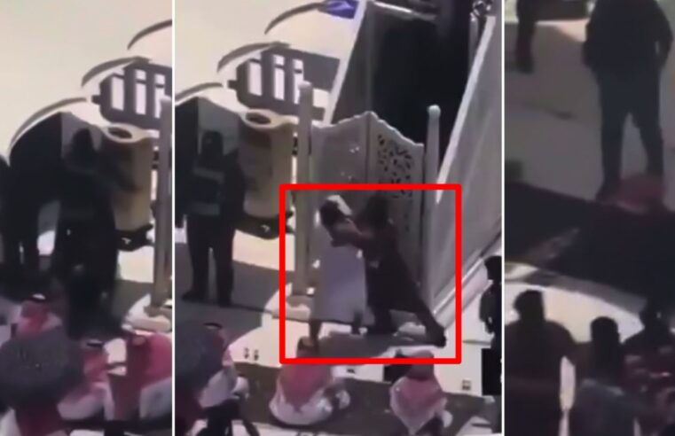 Saudi national who attempted to attack Imam-e-Kaaba claims to be 'Mahdi'