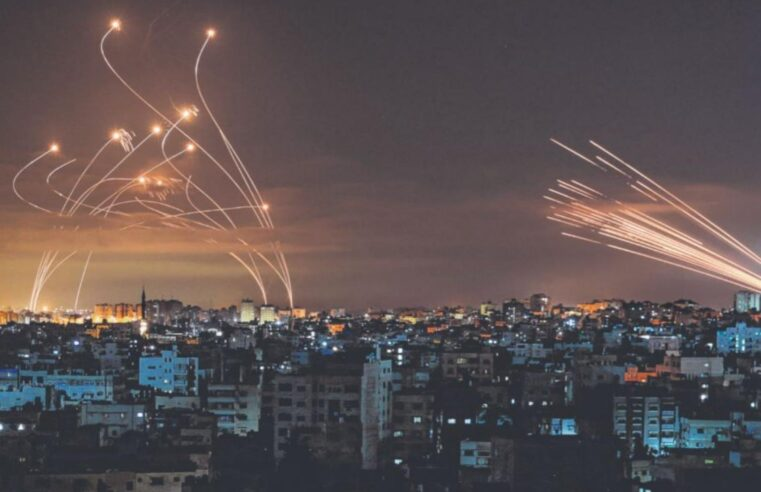 Gaza Massacre: After Lebanon, Syria launches three missiles toward Israel as bombardment continues for seventh day