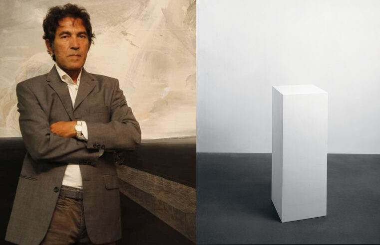Invisible sculpture named 'I am' sold for around PKR 3 million in Italy