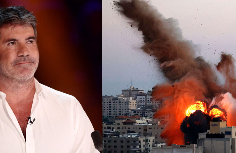 Simon Cowell cancels 'X Factor Israel' appearance amid recent atrocities in Gaza