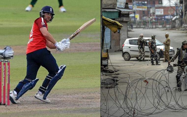Pakistan sacrifices watching favourite Sport Cricket till Revocation of Article 370 in Occupied Kashmir