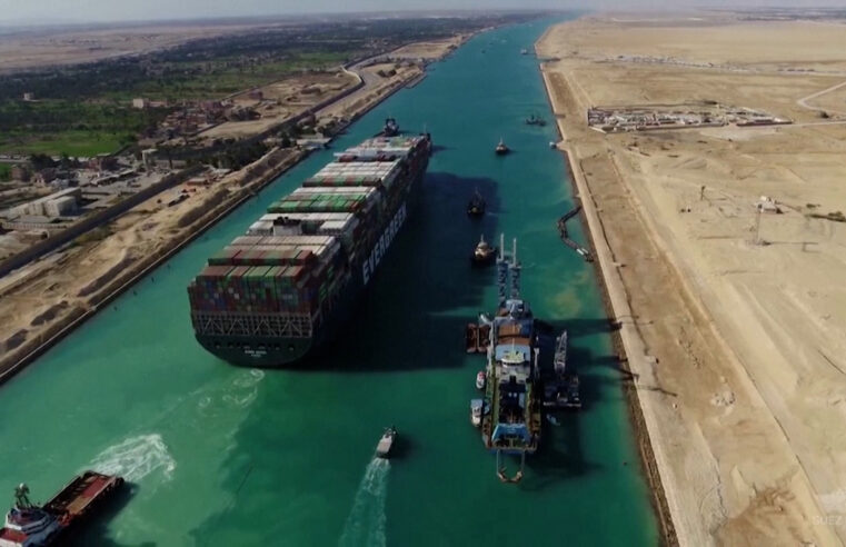 Ever Given, the ship that blocked Suez Canal, all set to release as legal dispute ends
