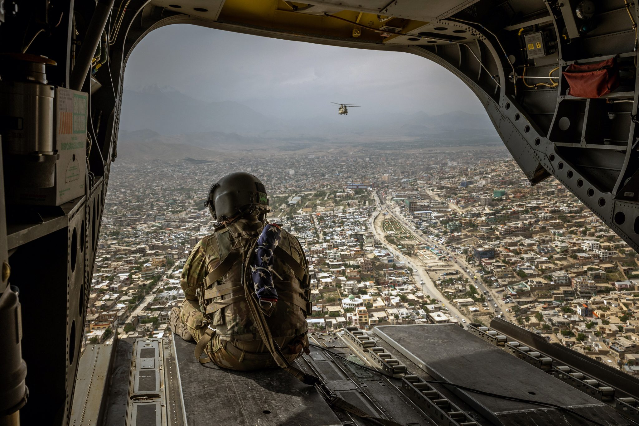 US forces shy away in midnight from the 'infamous' Bagram base without intimation