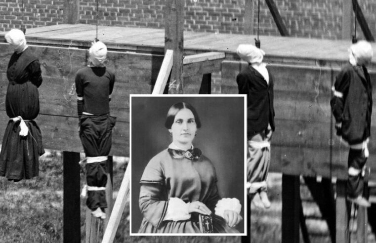 Abraham Lincoln's assassination: This woman was the first to be executed by US federal government