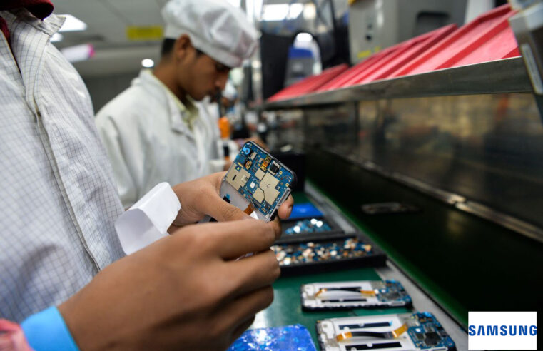 SAMSUNG Joins Hands with Lucky Group to Manufacture Smartphones in Pakistan