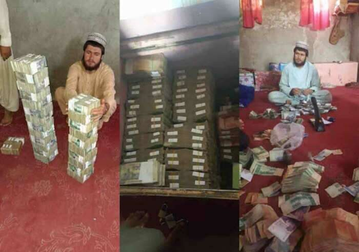 Taliban seize 3bn of Pakistani currency from Pak-Afghan border check post