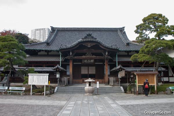 Sengakuji Temple