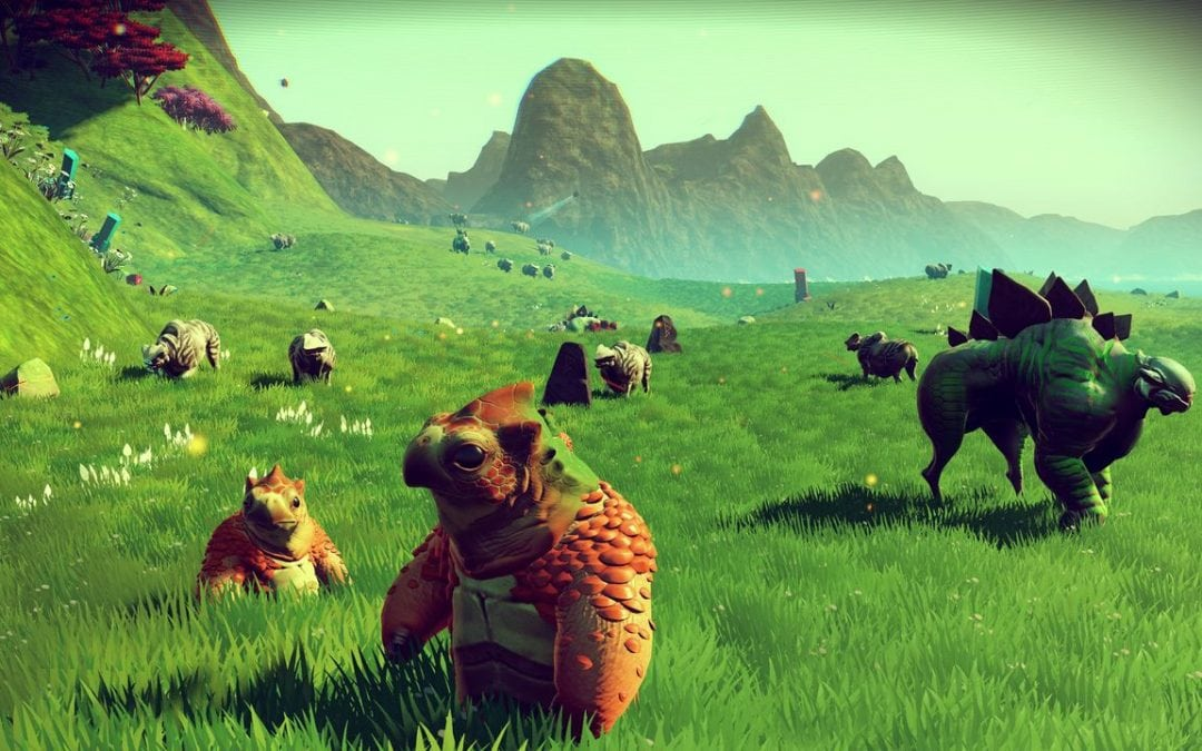 No Man's Sky and the Simulation Theory