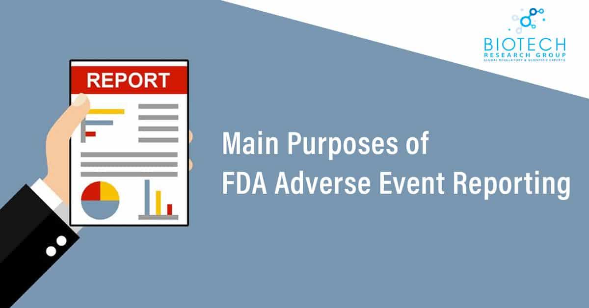 FDA Adverse Event Reporting