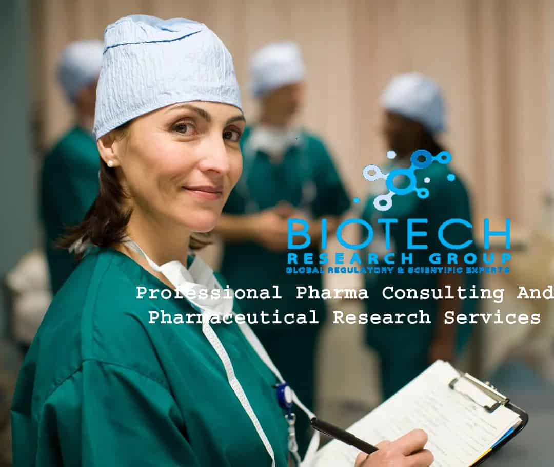 Professional Pharma Consulting And Pharmaceutical Research Services