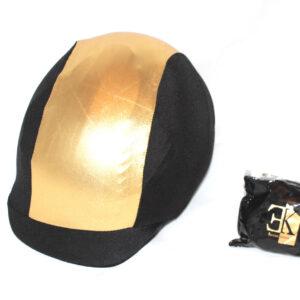 KLES´S Funda para Casco de Equitación Diseño Franja. Equestrian Hat Cover.