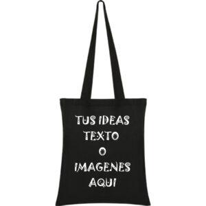 Bolsas de Algodón para Personalizar Impresión de Texto e Imagen X 3
