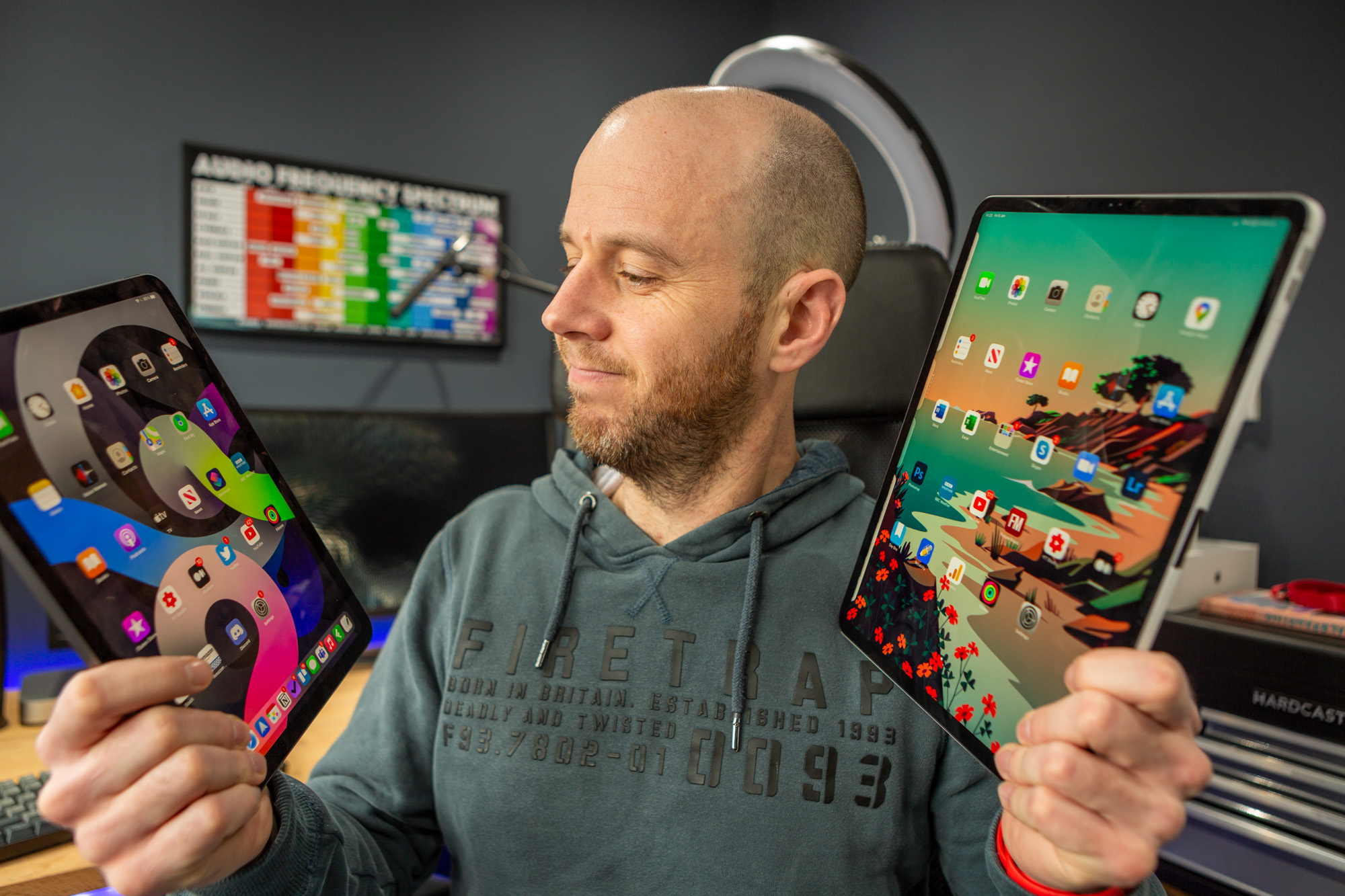 iPad Pro vs iPad Air 4