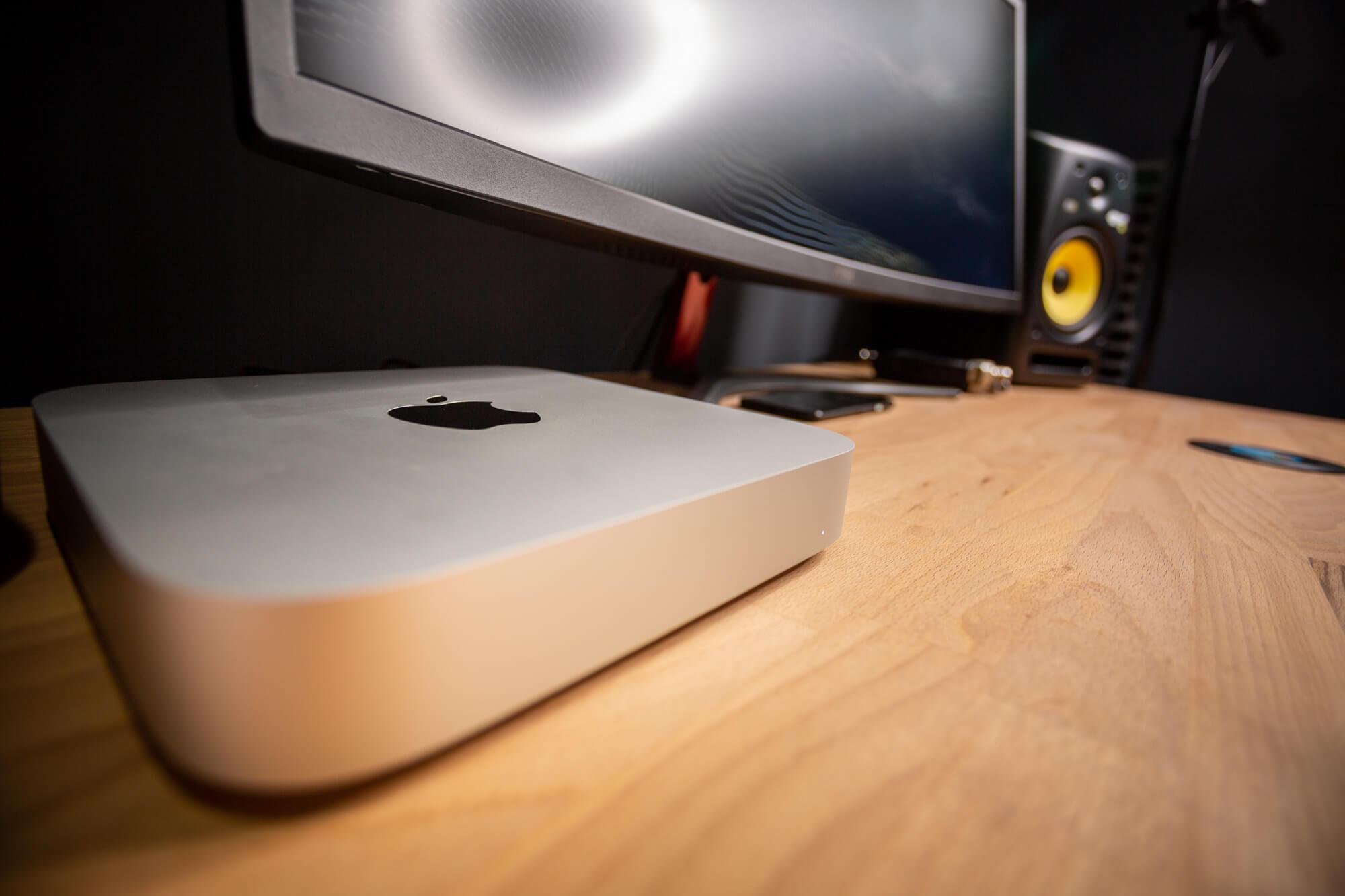 M1 Mac mini first impressions