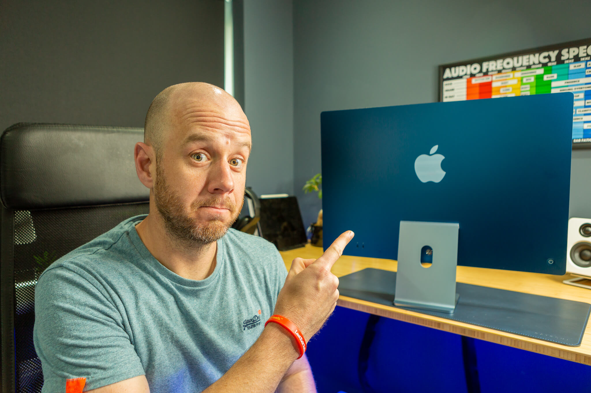 "24"" iMac screen"