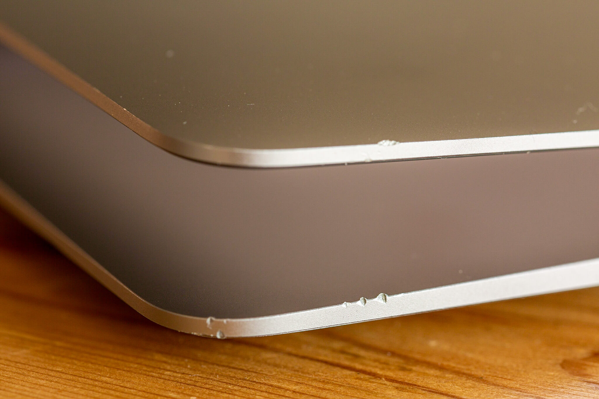 One Dent and Seven Months of Use: M1 MacBook Air Update