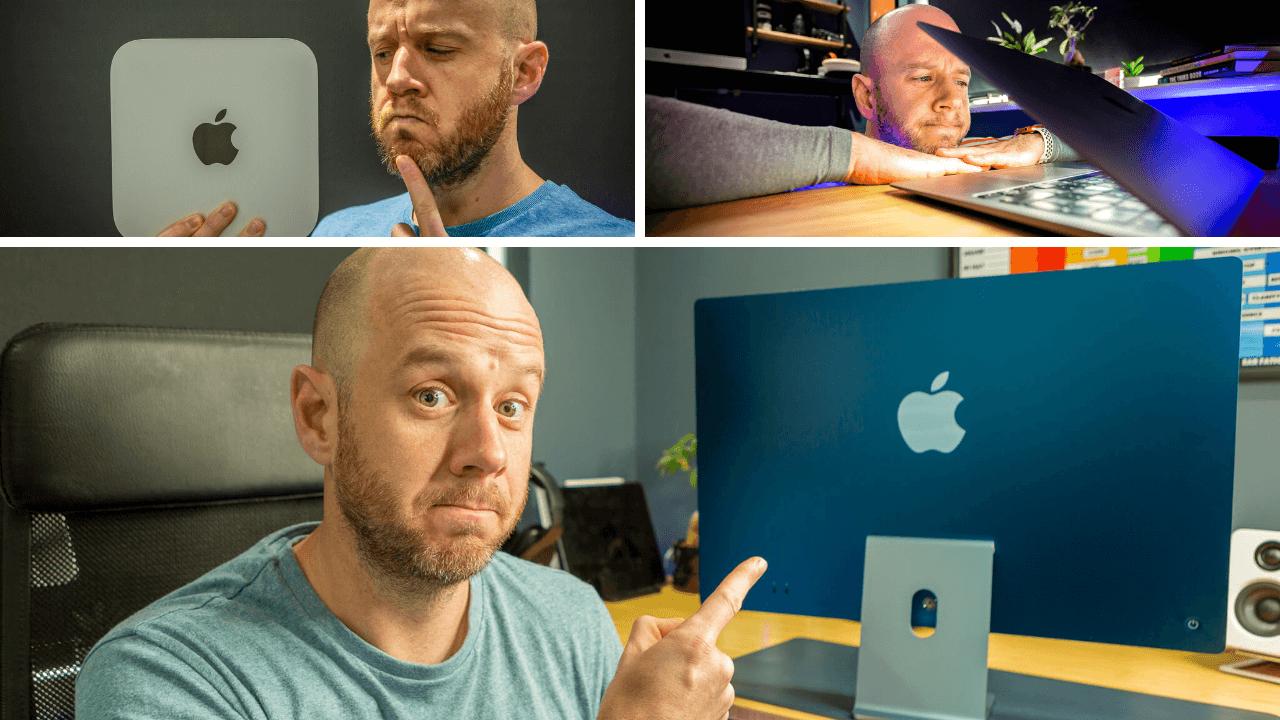 How I Use Three M1 Macs