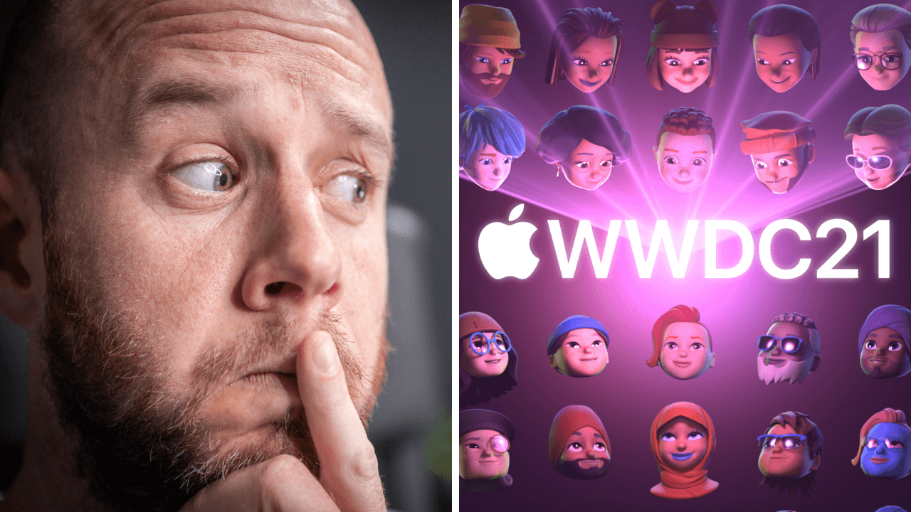 Not a Single Piece of Hardware: My WWDC 2021 Reaction