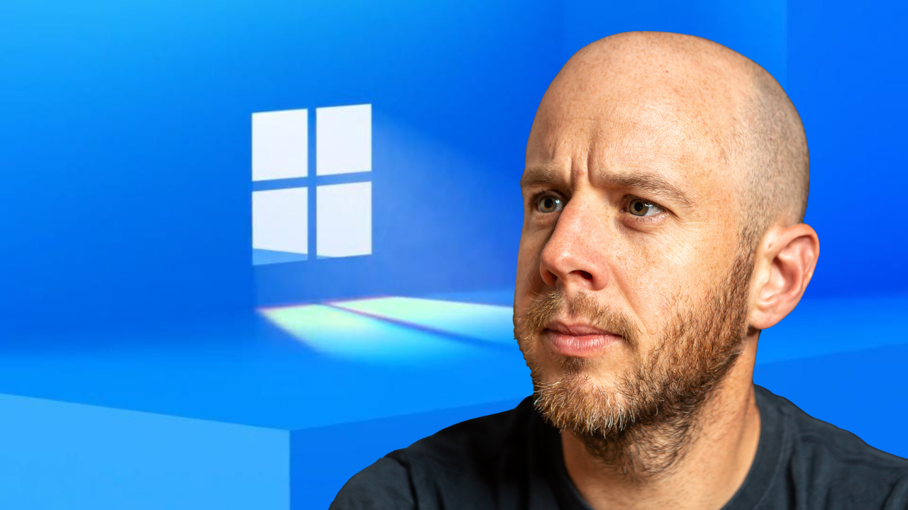 So, This Is Why I Left Windows (Windows 11 from a Mac guy's perspective)
