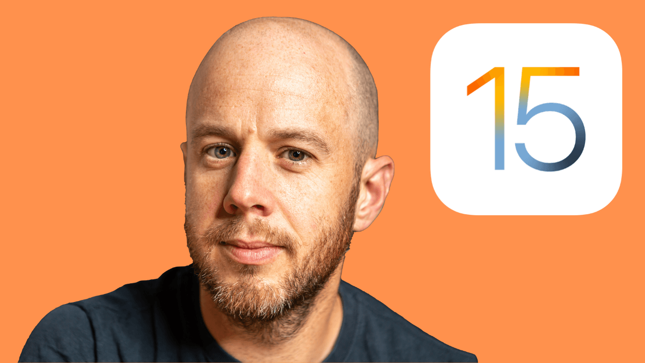 Reacting to Every New iOS 15 Feature
