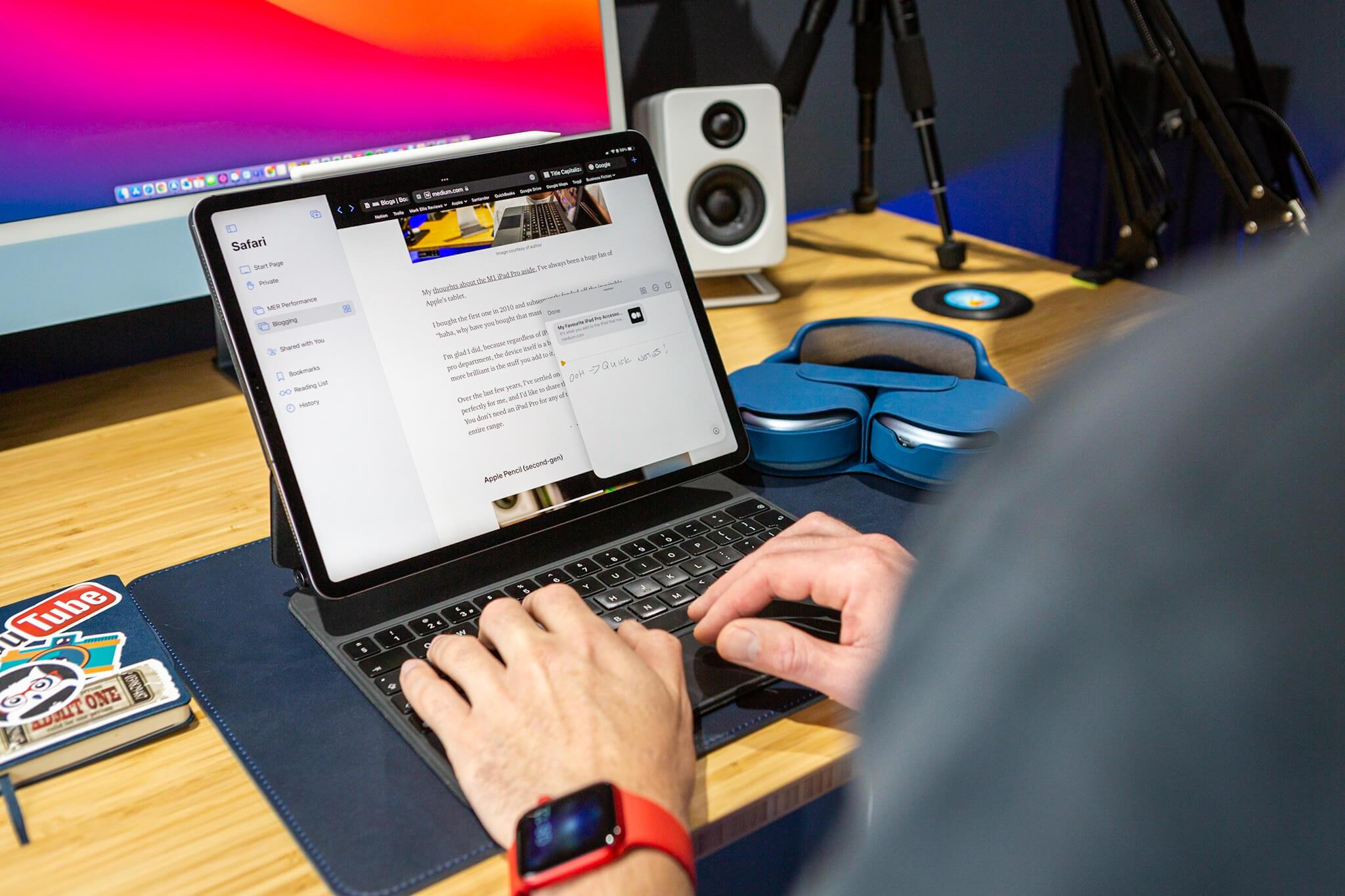 iPadOS 15 beta review