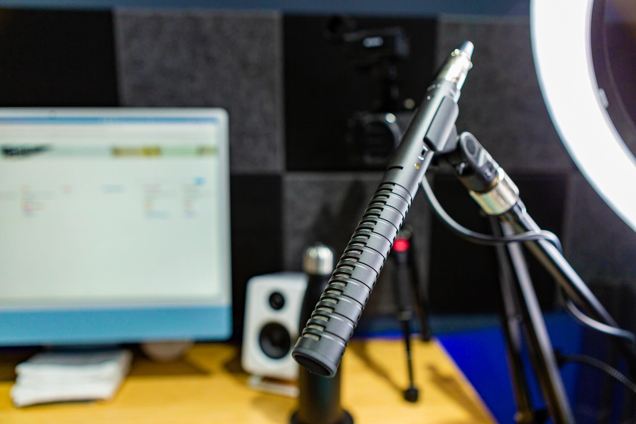 Rode NTG1 shotgun mic