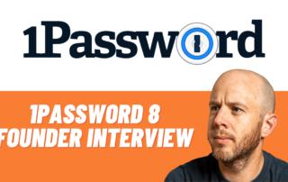 1password 8 interview