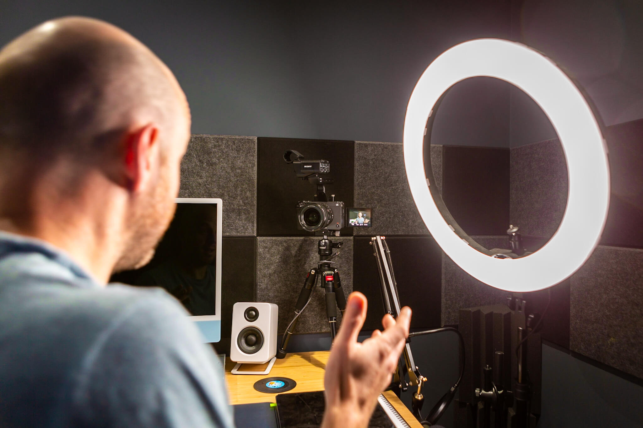 How to Film Yourself for YouTube: 5 Easy Steps