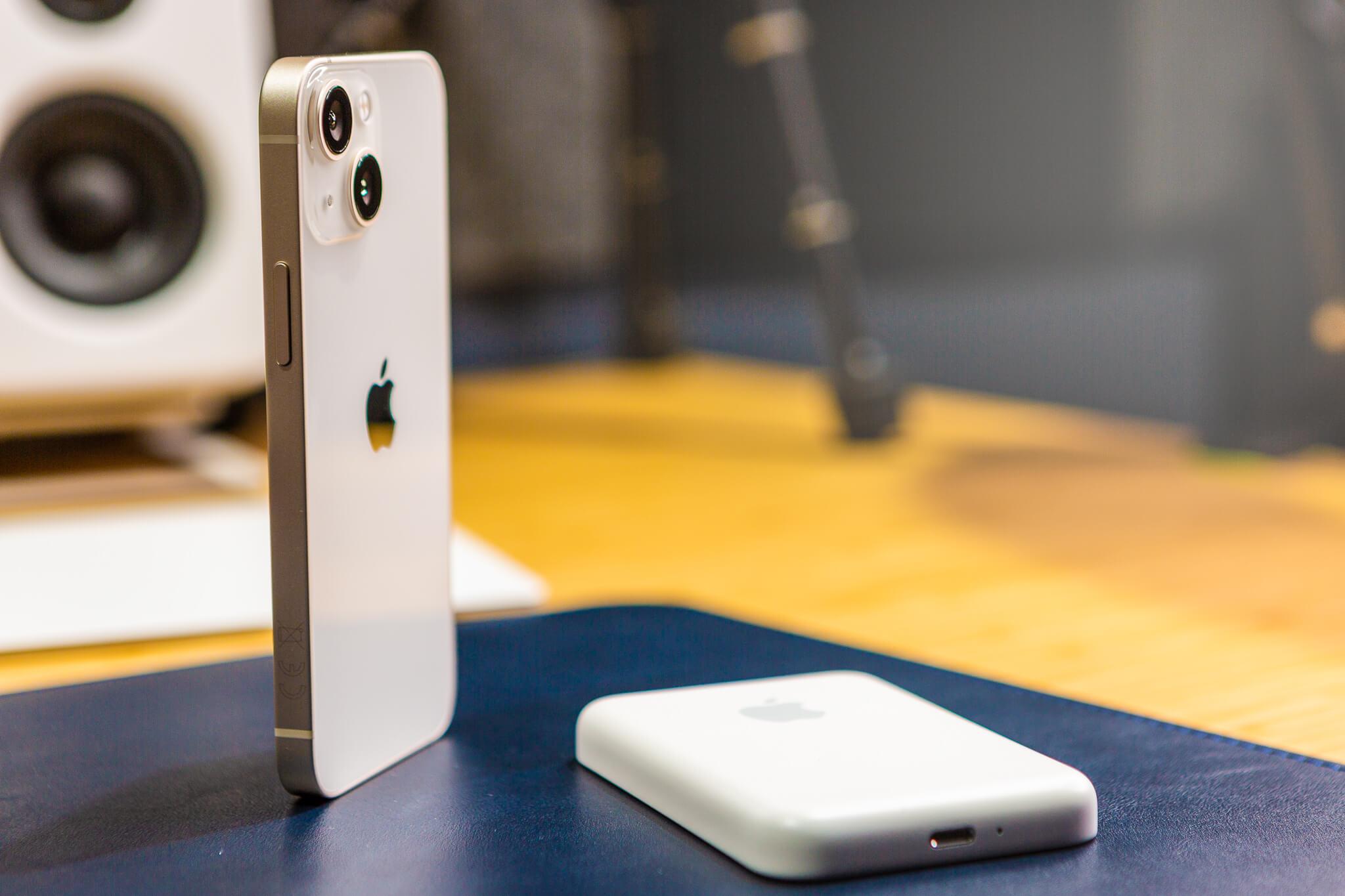iPhone 13 mini battery