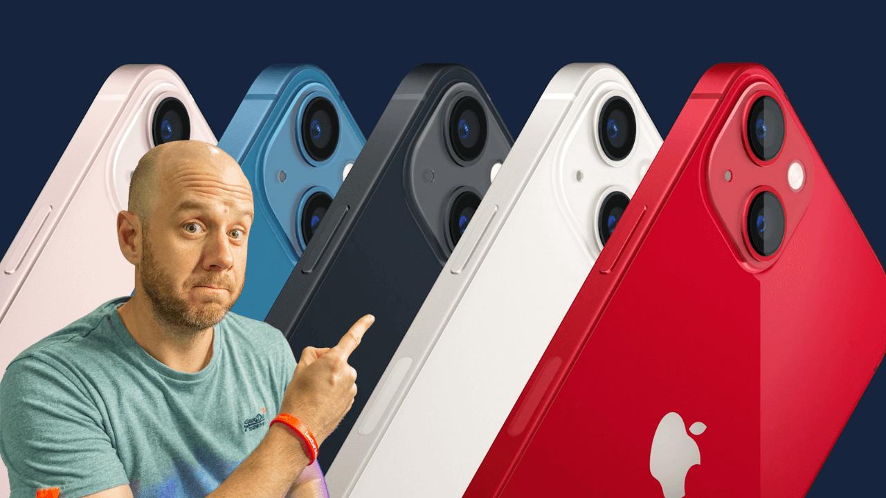 Why I Pre-Ordered the iPhone 13 mini
