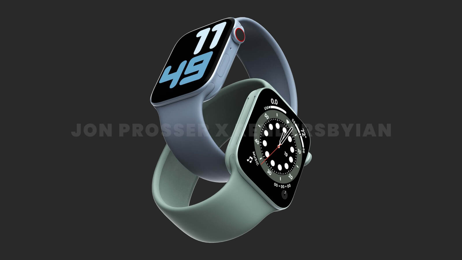 Apple Watch Series 7 Prosser