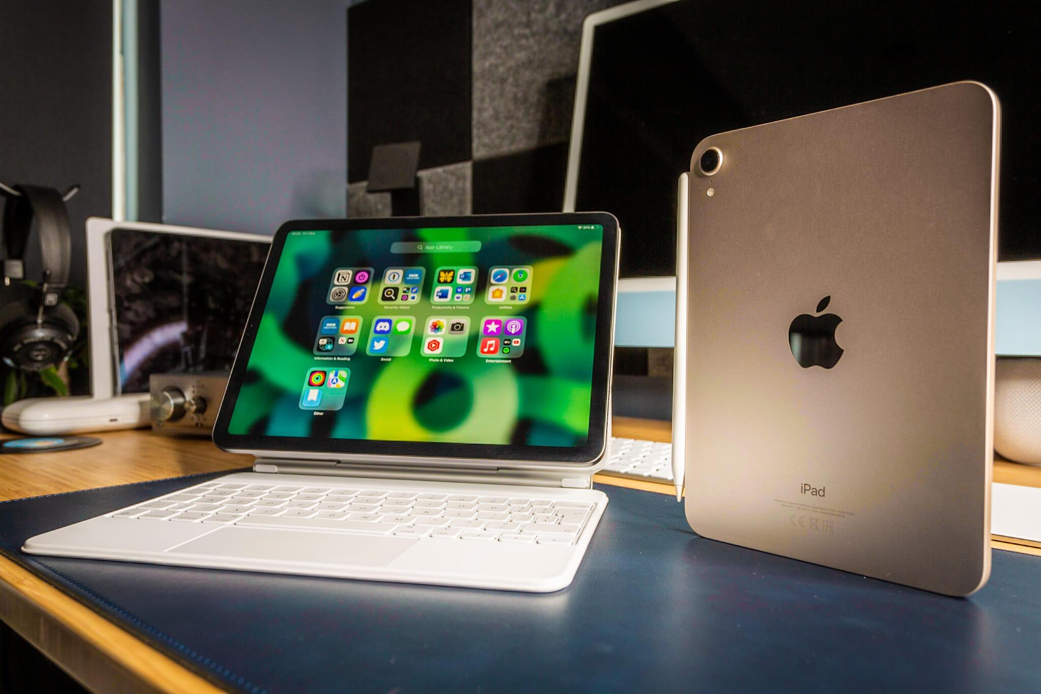 iPad mini 6 vs iPad Air 4: Which Is Better?