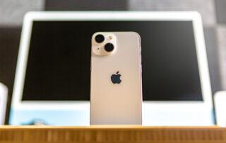 iPhone 13 mini battery life