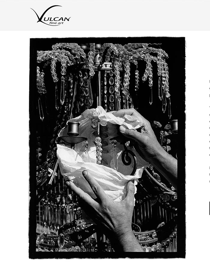 Copywriter Cécile Maslakian Portfolio Sites web Vulcan Fine Art