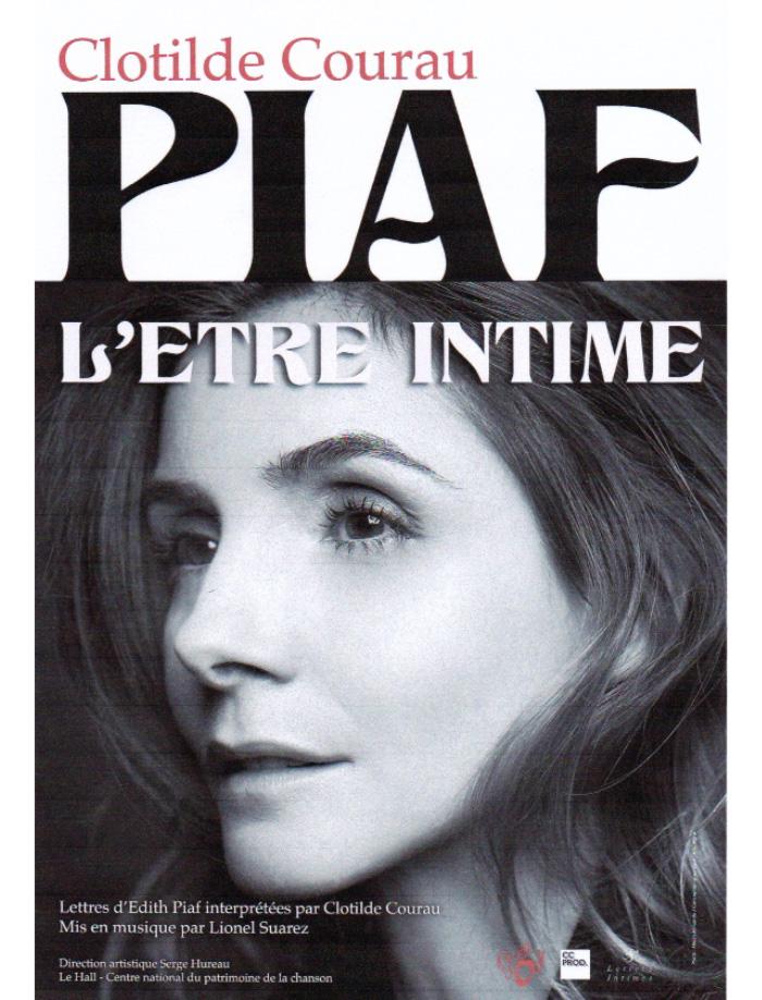 Auteur Cecile Maslakian Portfolio Autres Dossier de presse Piaf etre intime couverture