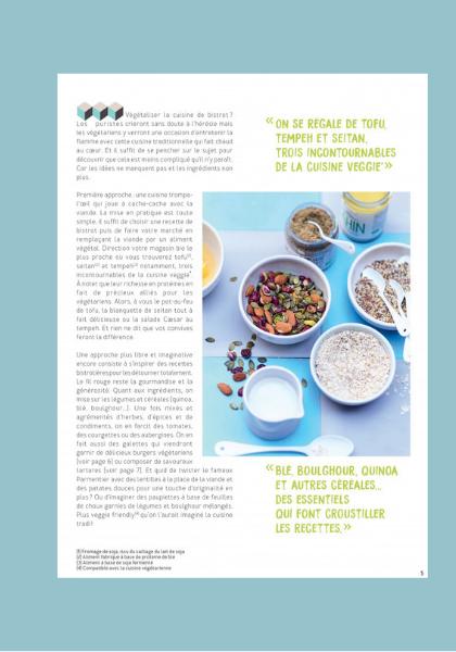 Cecile Maslakian copywriter magazine de marques Picardmag bistrot veggie article photo