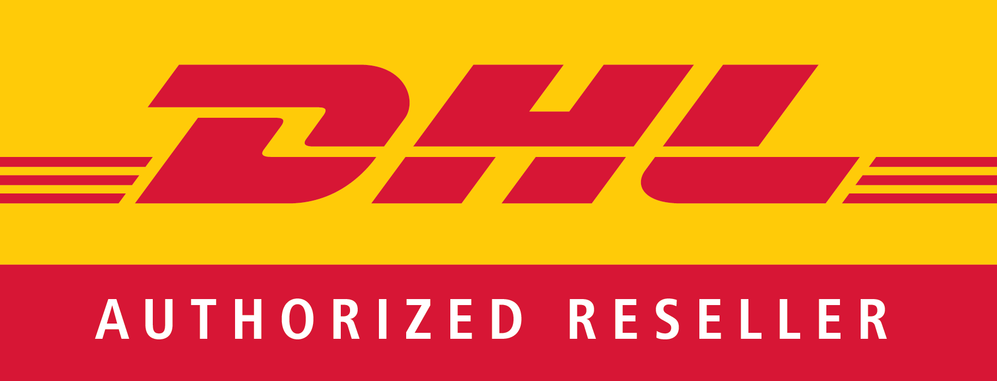 dhl reseller logo
