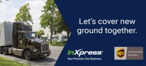 inxpress parcel shipping options