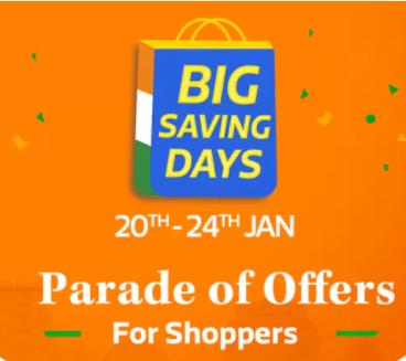BigSaving Days sale