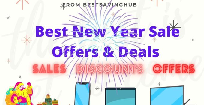 Best New year offers & Deals
