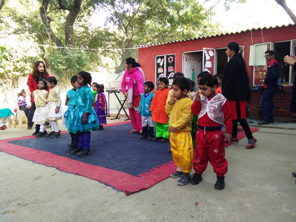Christmas Celebrations at Diksha