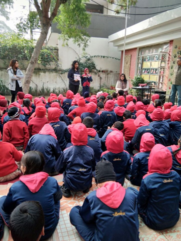 Self Safety Workshop for Young Children
