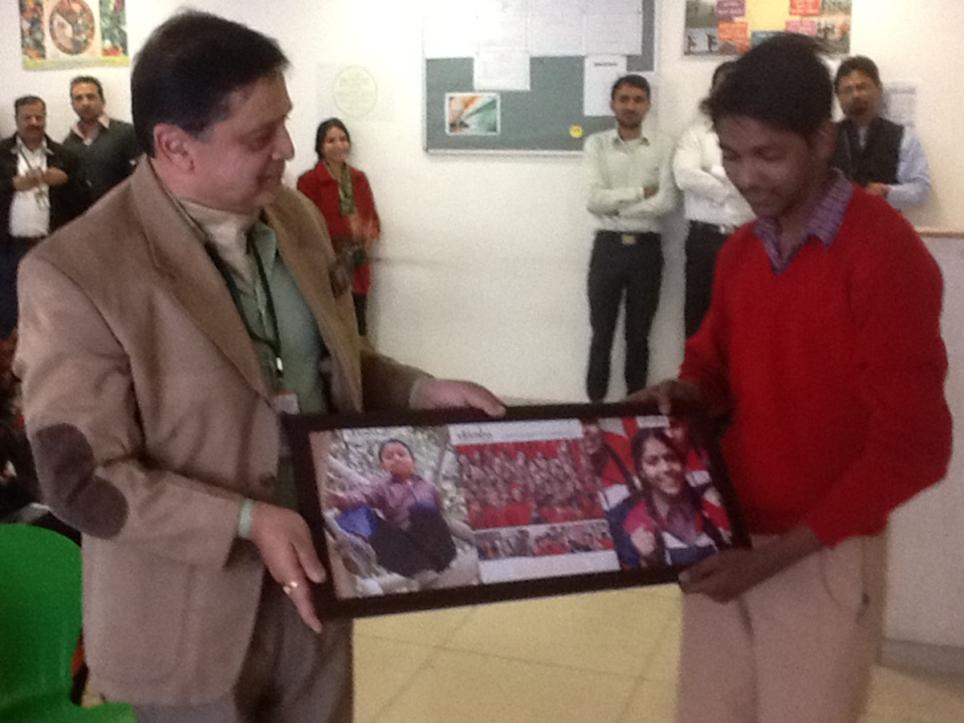 PHFI Invites Diksha Children for Christmas