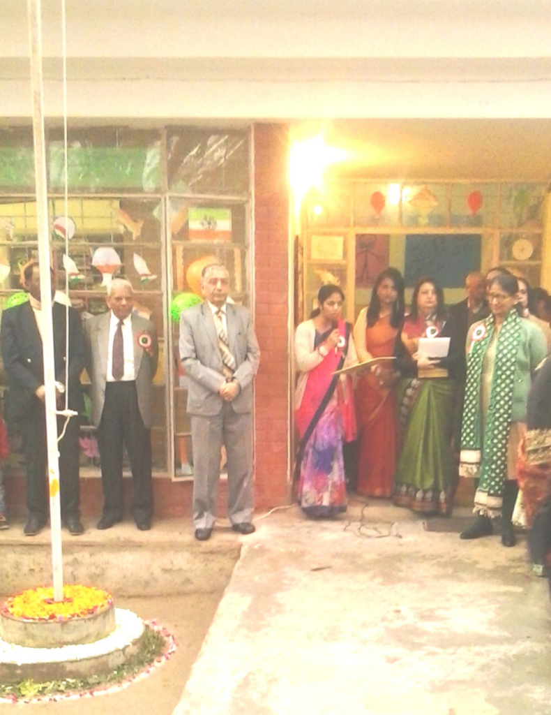 Diksha Celebrates Republic Day 2017