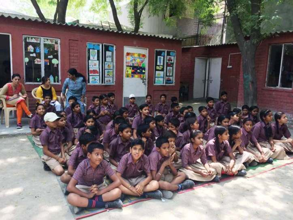 Inter House Hindi Spelling Competition